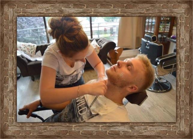 Fryzjer Barber Kula Bożena Rybnik Salon Fryzjerski Tanie
